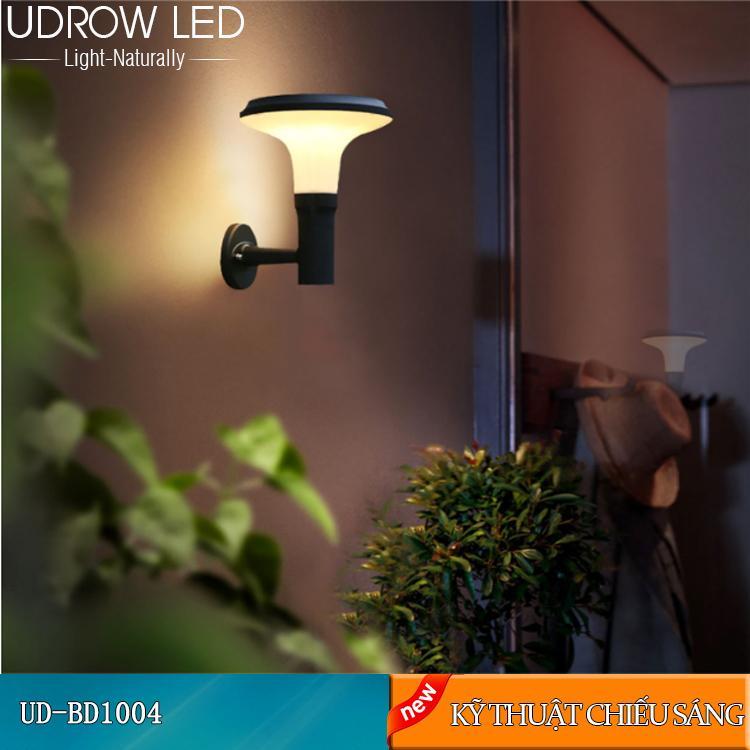 Đèn Tường Năng Lượng Mặt Trời UD-BD1004