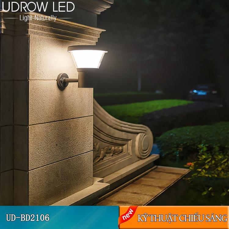 Đèn Tường Năng Lượng Mặt Trời UD-BD2106