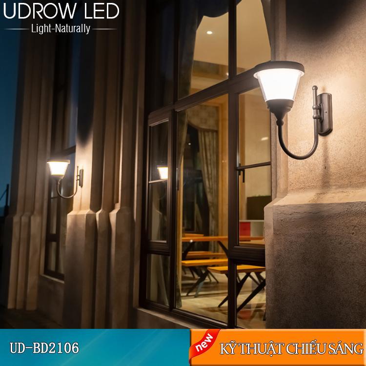 Đèn Tường Năng Lượng Mặt Trời UD-BD2106-1