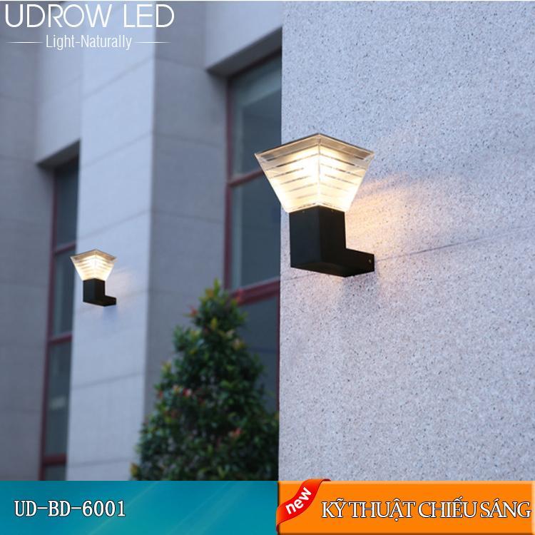 Đèn Tường Năng Lượng Mặt Trời UD-BD6001