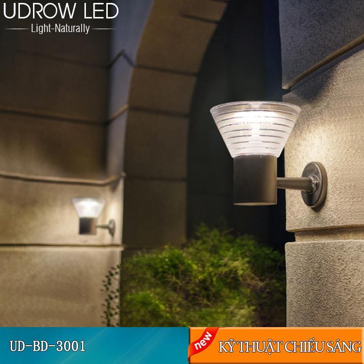 Đèn Tường Năng Lượng Mặt Trời UD-BD3001
