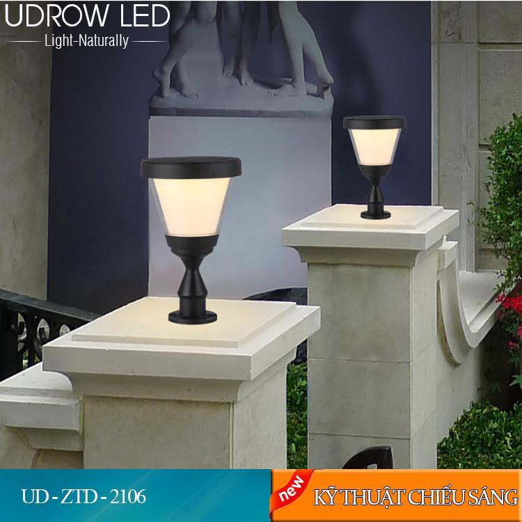 Đèn Trụ Năng Lượng Mặt Trời UD-ZTD2106