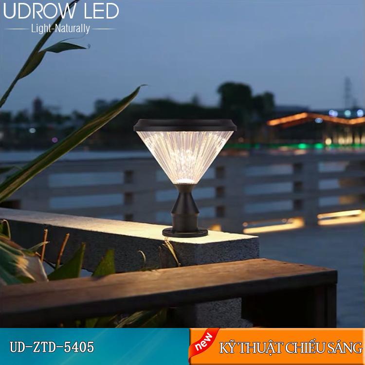 Đèn Trụ Năng Lượng Mặt Trời UD-ZTD5405